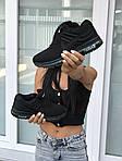 Женские кроссовки Nike Air Max 2017 (черные), фото 4