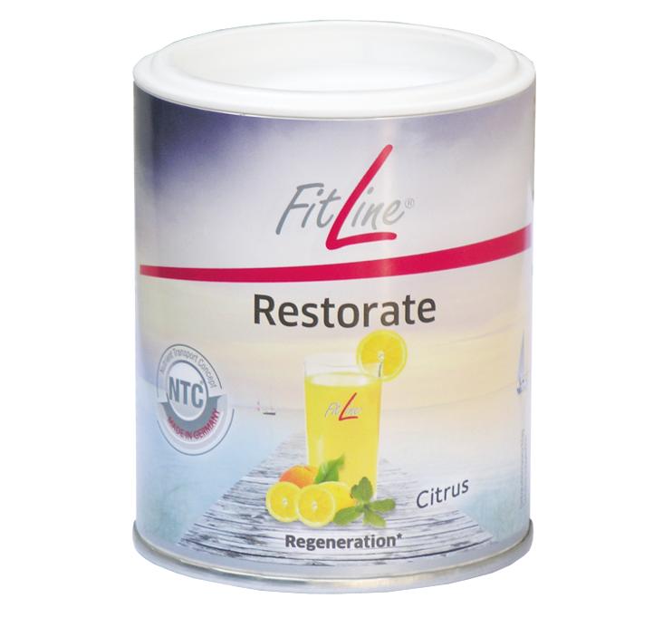 FitLine Restorate Ресторейт, витаминное питание в банке, Германия