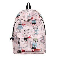 Школьный рюкзак Лиса Foxy girl