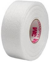 Пластырь бумажный медицинский 3М 1,25смх9,1м