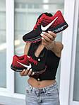 Женские кроссовки Nike Air Max 2017 (черно-красные), фото 3