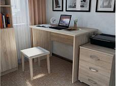 Стол офисный простой 1200х700. Компьютерный стол. С доставкой по Украине., фото 2