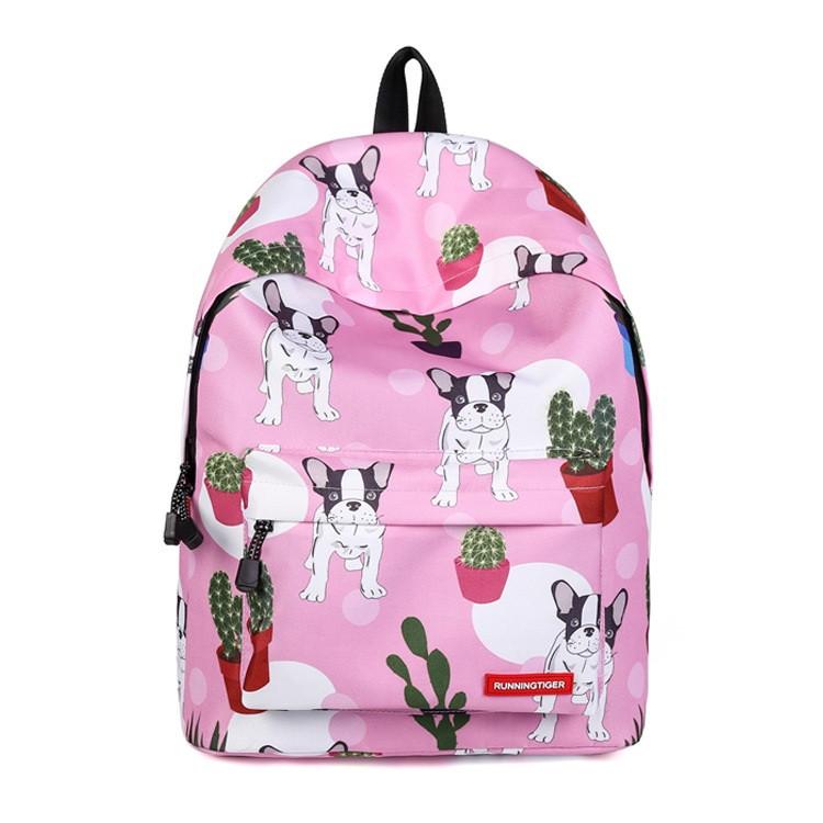 Рюкзак шкільний для старших класів Бульдог