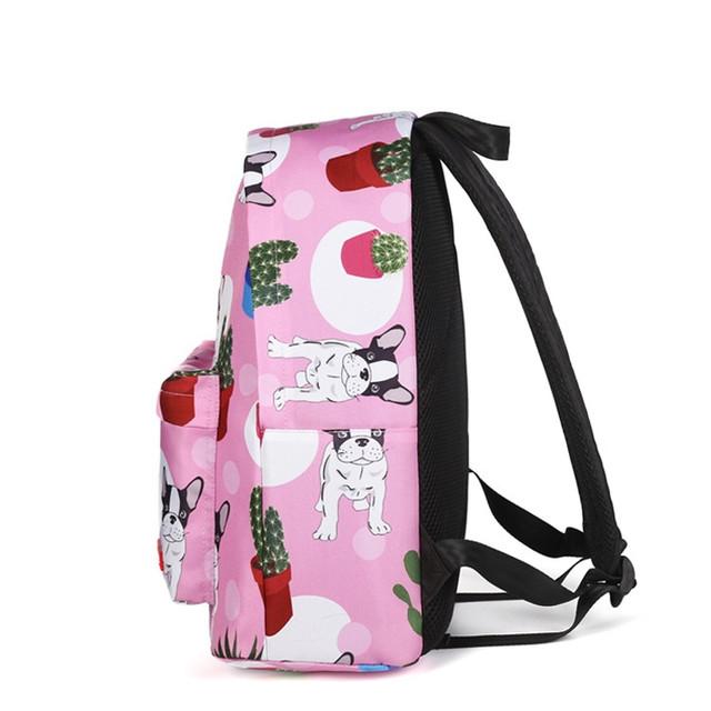 Рюкзак для школи Бульдог