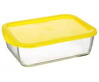Пищевой контейнер Luminarc Keep`N прямоугольный с крышкой1970 мл (SD444)
