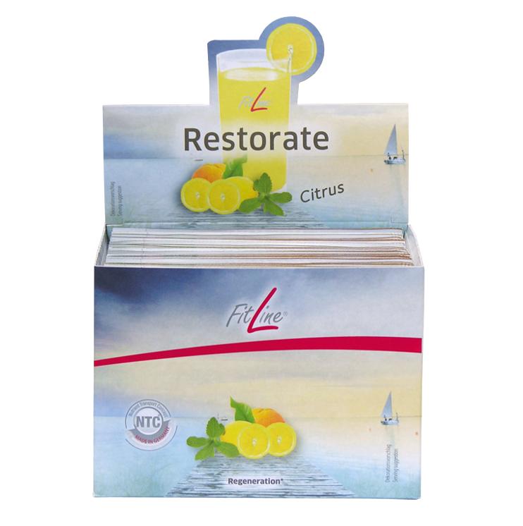 FitLine Restorate Ресторейт Citrus витаминное питание в пакетиках, Германия