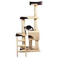 Trixie Montoro Scratching Post дом-когтеточка для кошек