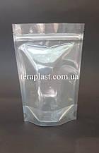 Дой-Пак 150г прозрачный 130х200 с зип замком