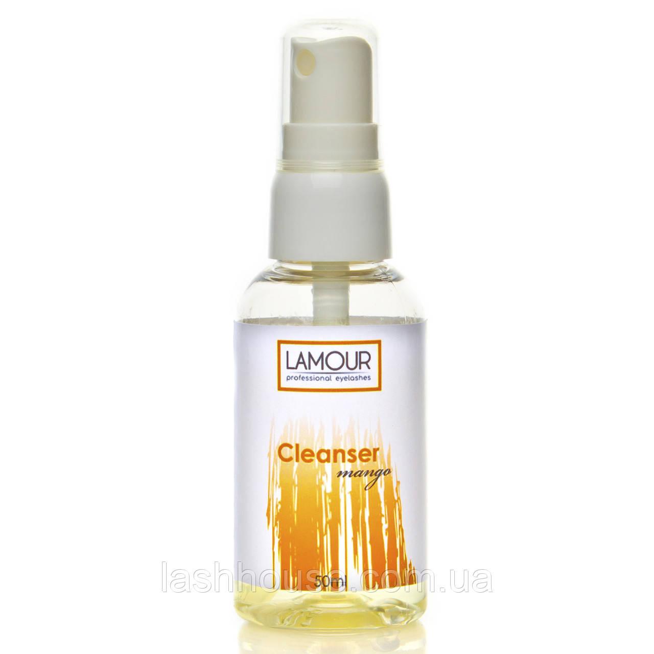 Обезжириватель для ресниц Lamour (Cleanser) 50 мл