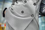 """Женский брючный костюм """"гусиная лапка"""": пиджак и брюки (в расцветках), фото 8"""