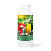 Окрашивающее масло Color Oil для деревянного пола, двухкомпонентное, Eukula. Германия.