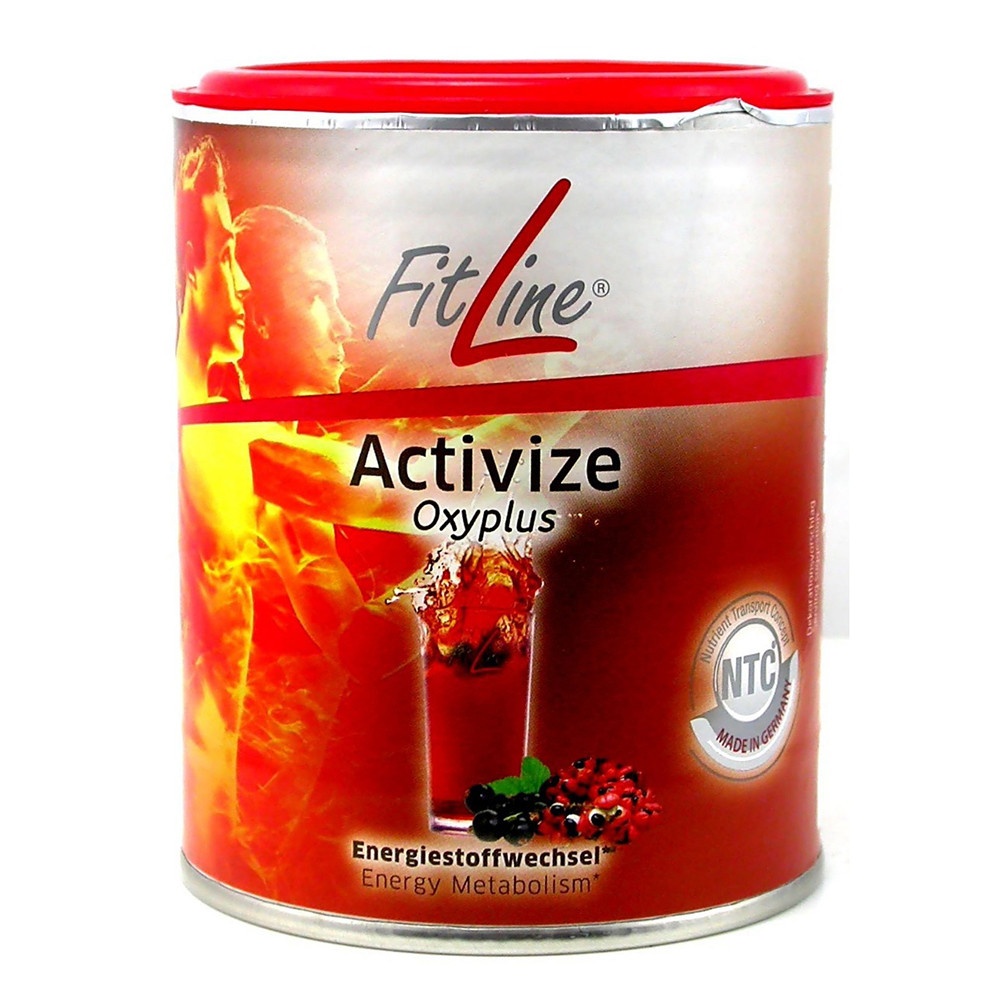 FitLine Активайз Оксиплюс в банке, витаминное питание, Германия