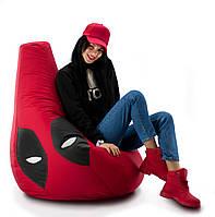 Кресло-мешок груша Дед Пул 85*115
