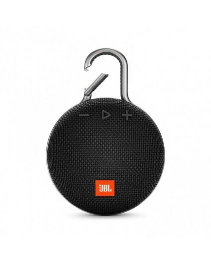 Колонка беспроводная JBL Clip plus 3 Bluetooth , портативная блютуз колонка ЖБЛ Клип пульс 3, Реплика, Акция!