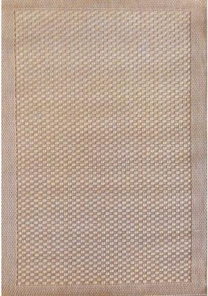 Безворсовый ковер-рогожка Balta Grace бежевый