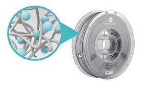 Пластик в котушці PETG PolyMax 1,75 мм, Polymaker, 1кг, фото 2