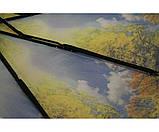 Женский зонт автомат Calm Rain  осень а490/3, фото 9