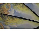 Женский зонт автомат Calm Rain  осень а490/3, фото 3