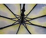 Женский зонт автомат Calm Rain  осень а490/3, фото 2