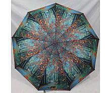 Жіночий парасольку автомат Calm Rain осінь а490/3