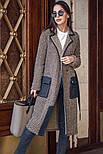 Женский стильный кардиган с поясом и карманами (в расцветках), фото 2
