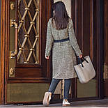 Женский стильный кардиган с поясом и карманами (в расцветках), фото 3