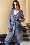 Женский стильный кардиган с поясом и карманами (в расцветках), фото 9