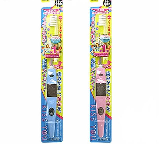 Kiss You H61 Ионная зубная щетка для детей, 0+ до 7 лет