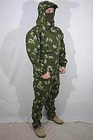 Маскировочный костюм КЗС КЗМ Березка Серебреный лист Анорак-брюки