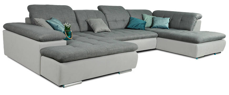 """Модульный раскладной диван """"Хилтон"""" П - образный TM """"Dommino"""", фото 2"""