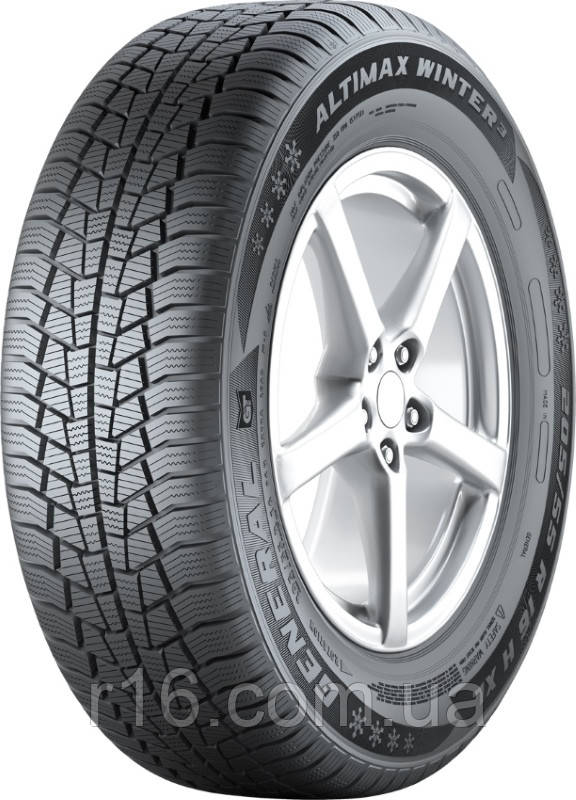 215/60 R16 99 H XL General Tire Altimax Winter 3 Португалия 17 Зима
