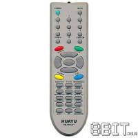 Универсальный пульт для телевизора LG RM-609CB+ (HUAYU)
