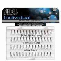 Ресницы для наращивания пучки безузелковые длинные Ardell 141307