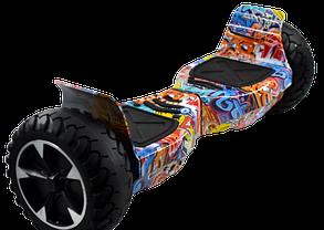 Гироборд 8,5 Hummer Граффити, фото 2