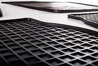 Коврики в салон автомобиля Kia Cerato 04 (Киа Керато) (2 шт) передние, Stingray