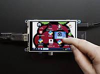 Adafruit PiTFT 3.5 TFT 480x320 + Touch panel для Raspberry Pi