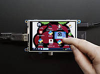 Adafruit PiTFT 3.5 TFT 480x320 + Touch panel для Raspberry Pi, фото 1