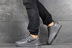 Мужские кроссовки Nike Air Force 1 (серые), фото 5