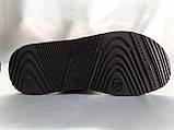 Стильные кожаные сандалии-шлёпанцы Bertoni, фото 9