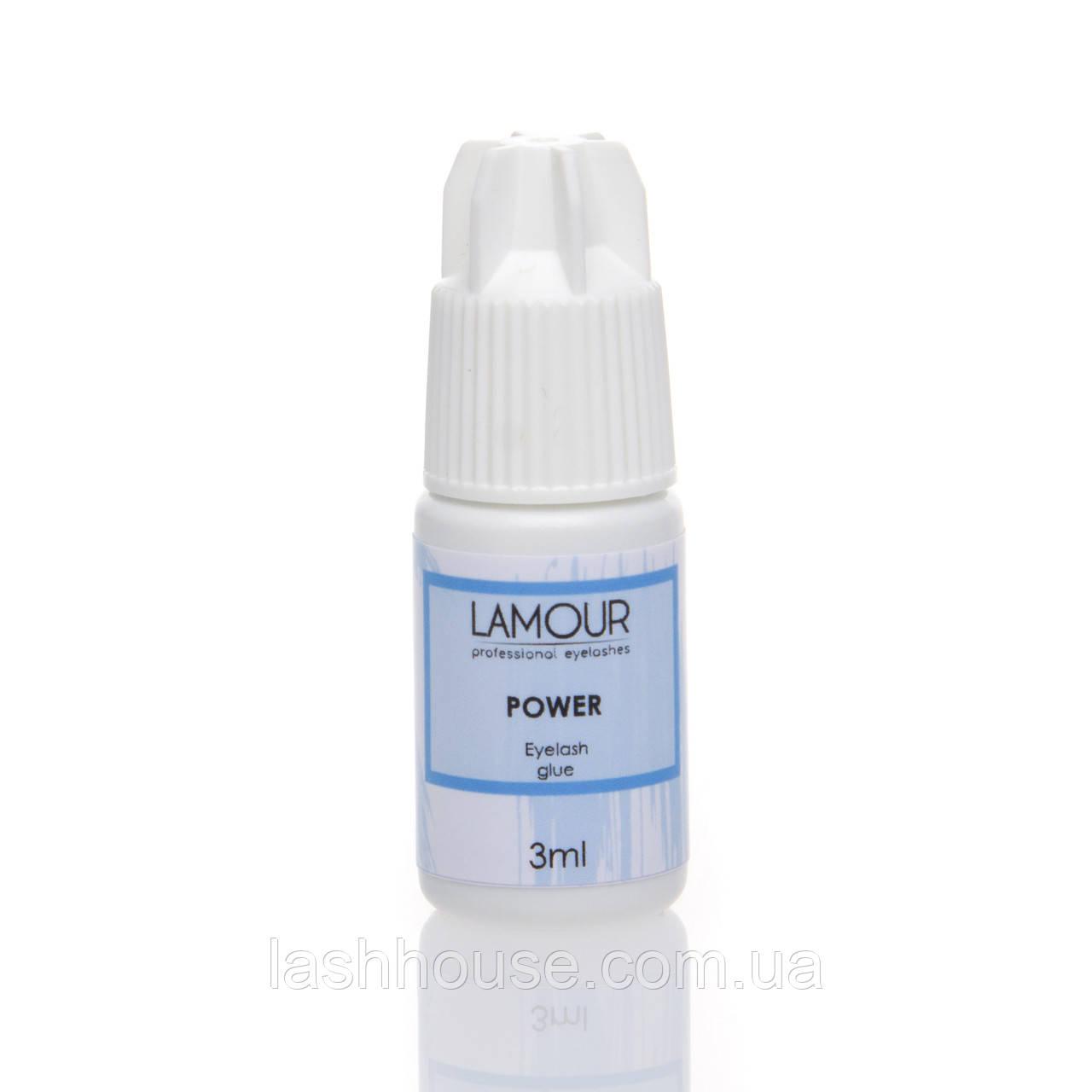 Клей для ресниц Lamour «Power» 3 мл