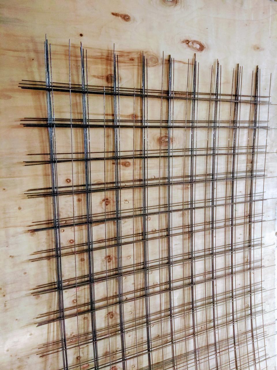 Сетка сварная Армопояс 100х100х3,0мм 1х2м