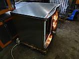 Wiesheu Dibas 64 blue M Конвекционная печь с утапливаемой дверью русский язык с функцией мойки   (7 противней), фото 10