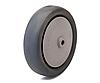 Колесо полипропилен/термопластичная резина, диаметр 80 мм, нагрузка 80 кг