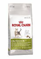 Royal Canin OUTDOOR 30 (0,4 кг) Роял Канин Аутдор корм для взрослых кошек имеющих доступ на улицу