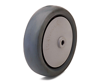 Колесо полипропилен/термопластичная резина, диаметр 125 мм, нагрузка 90 кг