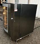 Печь хлебопекарная конвекционная утапливаемая дверь Wiesheu Dibas 64 б/у Германия 10 противней, фото 3