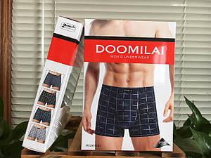 Боксеры Doomilai клетка  хлопок (01165)