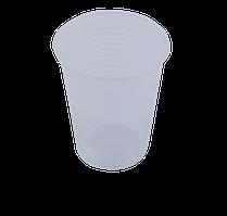 Стакан одноразовый Buroclean 180 мл прозрачный термостойкий 100 шт
