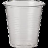 Стакан одноразовый Buroclean 100 мл пластиковый термостойкий 100 шт