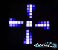 Світлодіодна піксельна панель підлогова F-071-14*14-1-C, фото 1